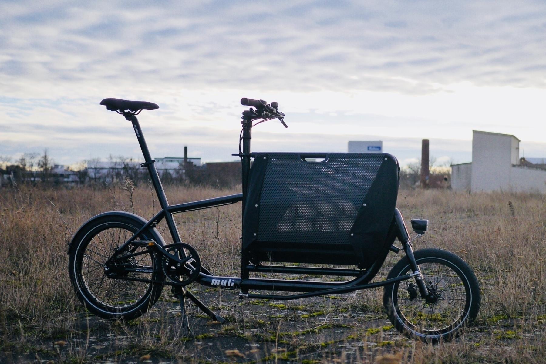 miete das muli lastenrad mit listnride. Black Bedroom Furniture Sets. Home Design Ideas