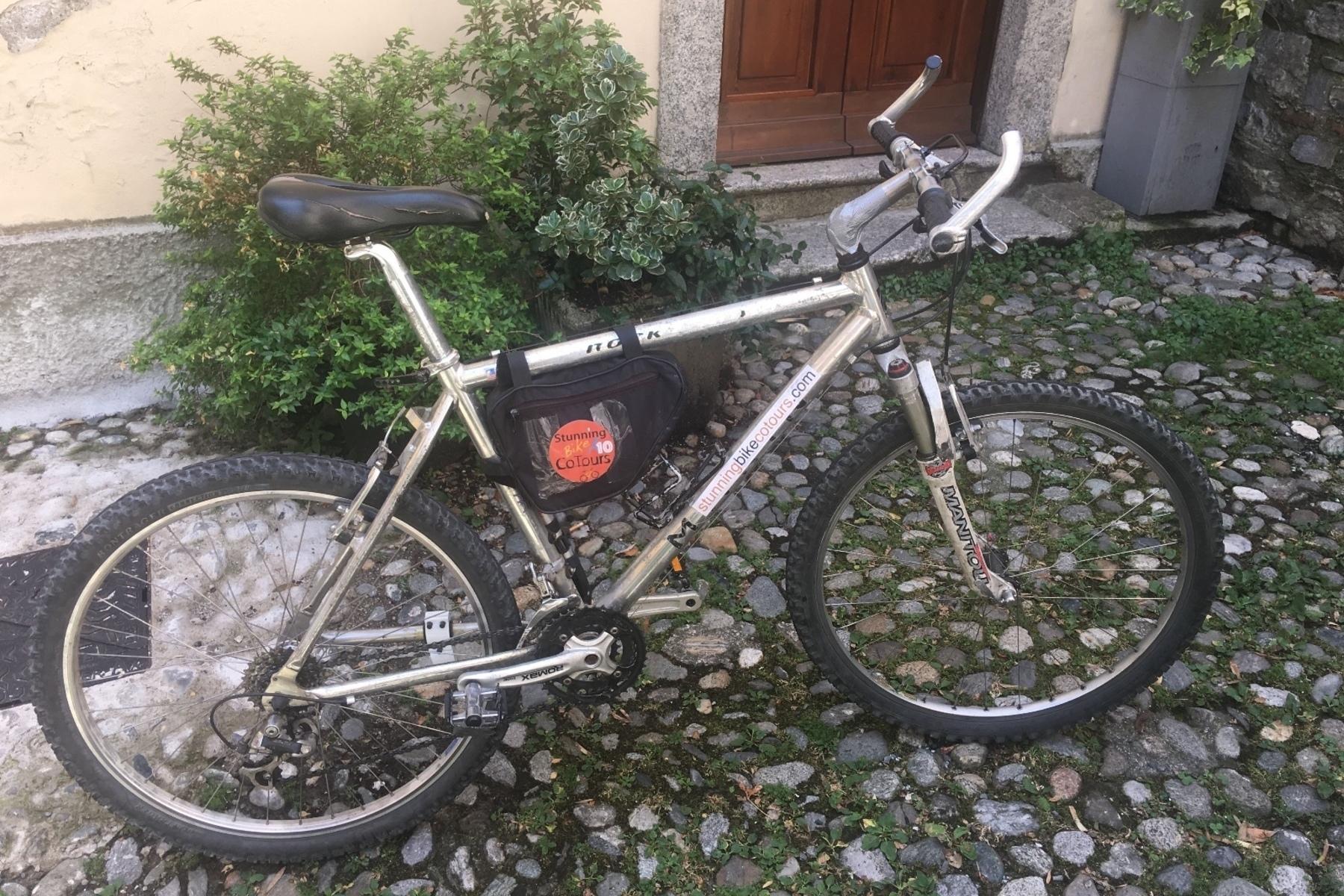 Noleggia Urban La Bicicletta Perfetta A Como