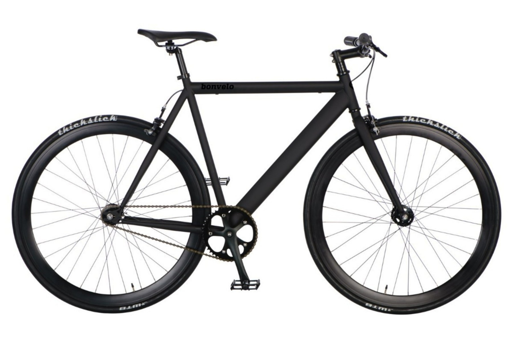 Fixie and single-speed bicycles exclusively in the bonvelo onlineshop