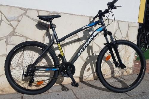 Alquiler de bicicletas BTWIN ROCKRIDER 340 en Santa Cruz de Tenerife