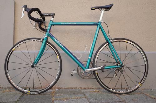 Klein 1998 Quantum Race fietsverhuur München