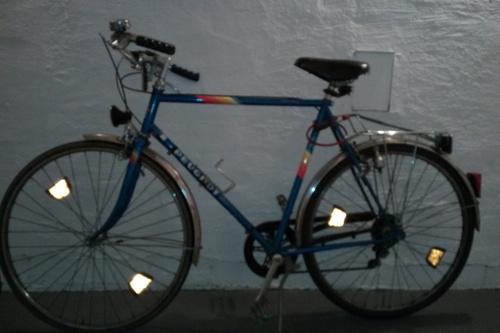 Peugeot X27 bike rental in Bochum
