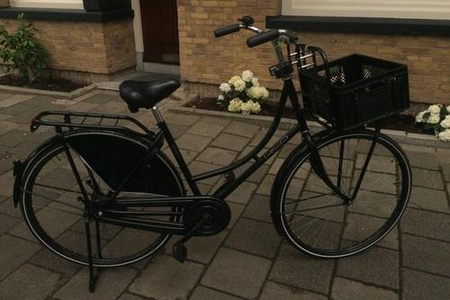 Alquiler de bicicletas BSP  Opoe fiets en Amsterdam