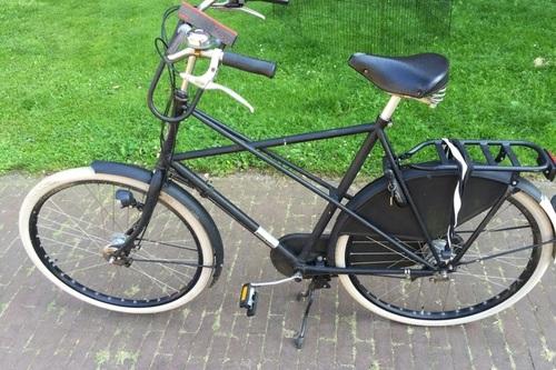 Workcycles Amsterdam1 bike rental in Amsterdam