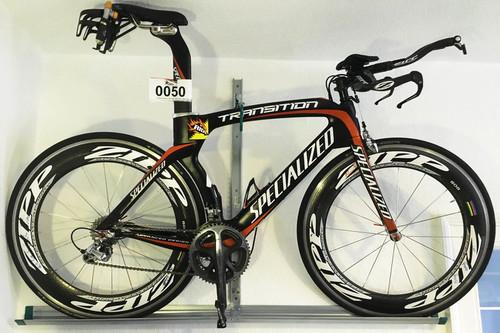 Specialized Tranistion Pro bike rental in Fürth