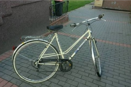 Alquiler de bicicletas Bianchi Celeste en Hamburg