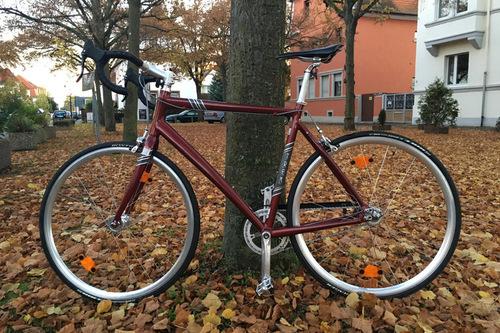Trek Trek 5th District fietsverhuur München