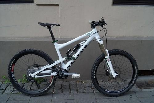 Alquiler de bicicletas Canyon Torque EX Gapstar Gr. M en Vienna