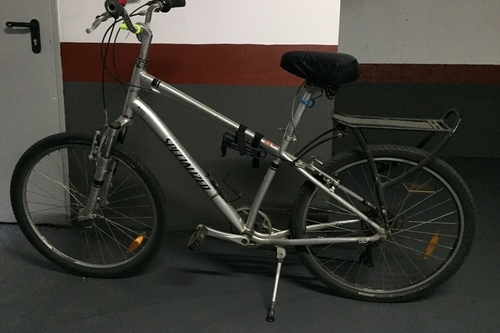 Specialized Expedition bike rental in Palma