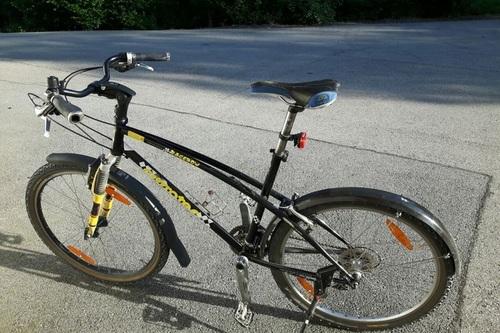 Corratec Racebow bike rental in Rosenheim