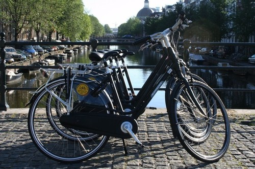 Location vélo Batavus Lecco à Amsterdam