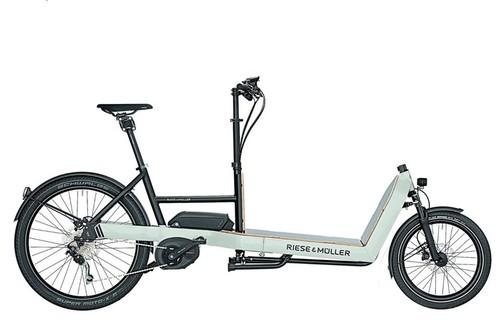 RIESE&MÜLLER Packster 60 HS bike rental in Cuxhaven