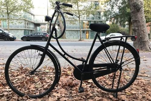 Alquiler de bicicletas Oma Basic en Amsterdam