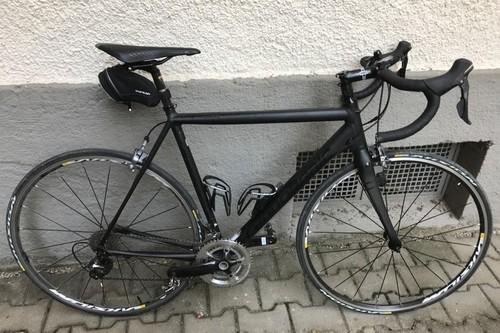 Cannondale CAAD12 Ultegra fietsverhuur München