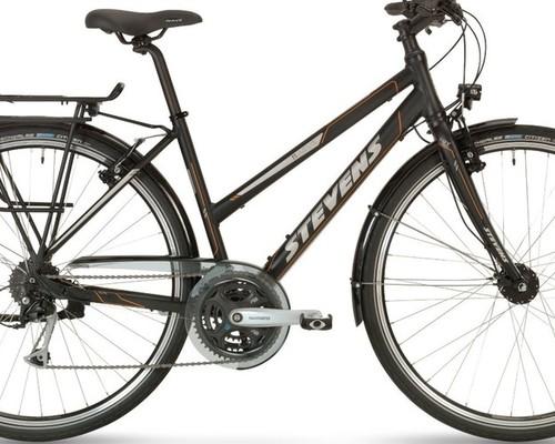 Alquiler de bicicletas Stevens Jazz Lady + Childseat M en Can Picafort