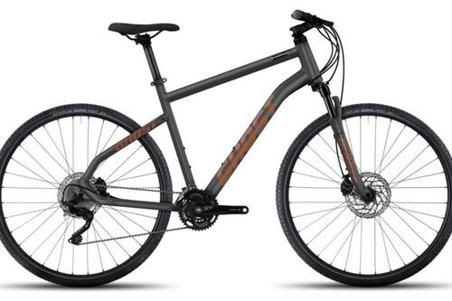 Alquiler de bicicletas Ghost Square Cross en Cala Bona