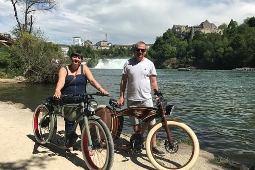 Ruffian Ruff Cylces 2 Ruffian + Geführte tour bike rental in Bonndorf im Schwarzwald