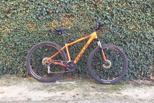 Alquiler de bicicletas FOCUS WHISTLER I M en Orentano-Pisa