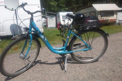 BBF Damenrad Collektion Line bike rental in Trassenheide