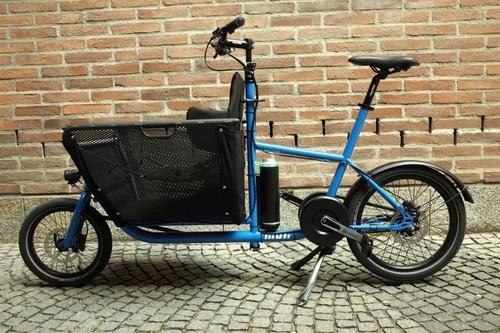 muli-cycles e-muli bike rental in München