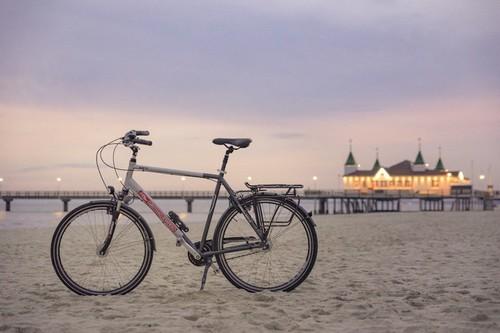 Tourenrad Herren bike rental in Ahlbeck