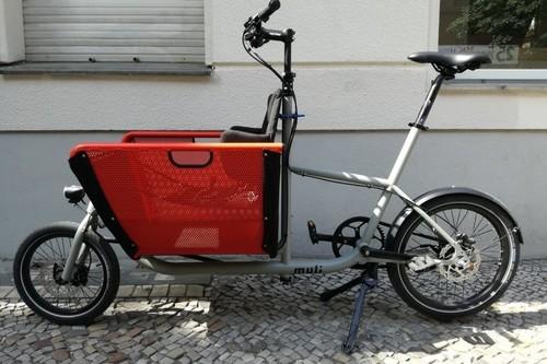 muli-cycles Muli bike rental in Berlin