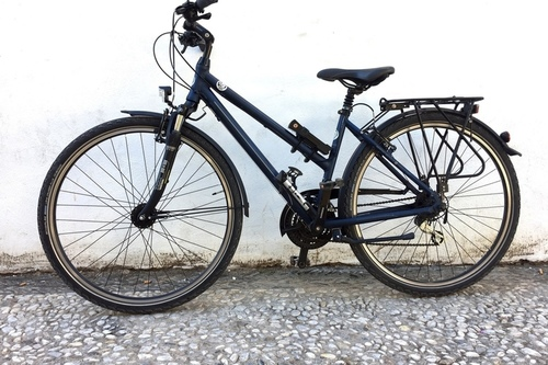 Gudereit Trekking Lady fietsverhuur Granada