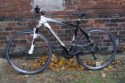 Bergamont Deer Hunter bike rental in Fürth