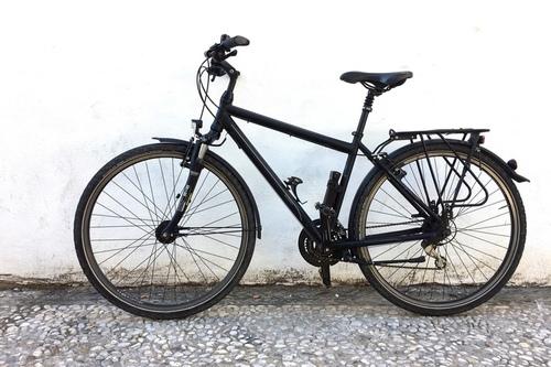 Gudereit LC 15 Trekking fietsverhuur Granada