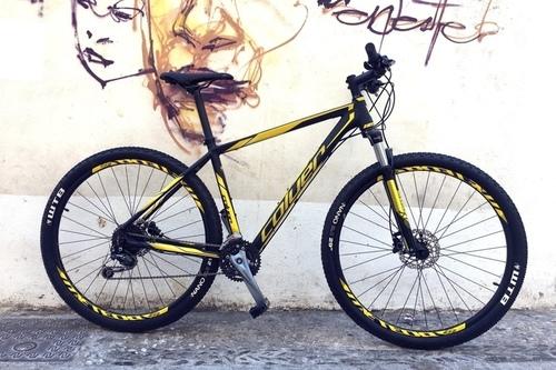 Coluer Aloi 29 fietsverhuur Granada