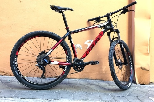 Coluer MTB Aloi 27 fietsverhuur Granada