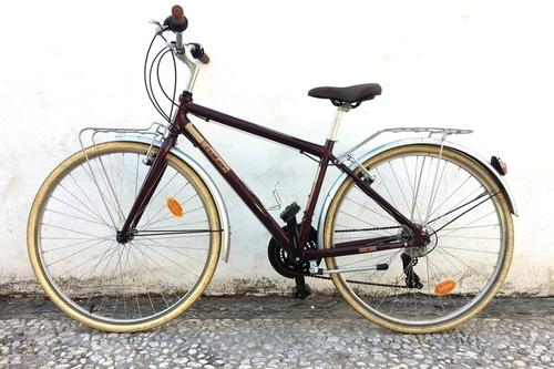 Coluer Belladonna City Men | One Size fietsverhuur Granada
