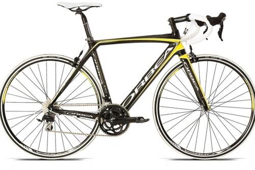 Alquiler de bicicletas Orbea Orca B105 en Calpe
