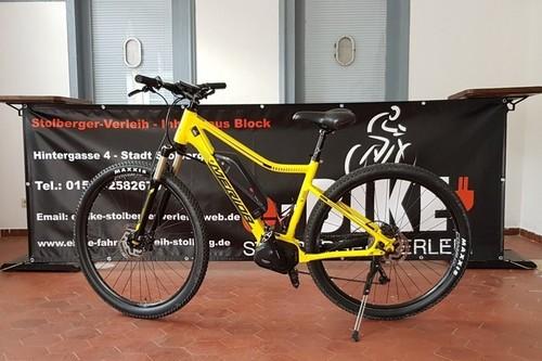 Merida eBig.Tour 9.300 bike rental in Südharz