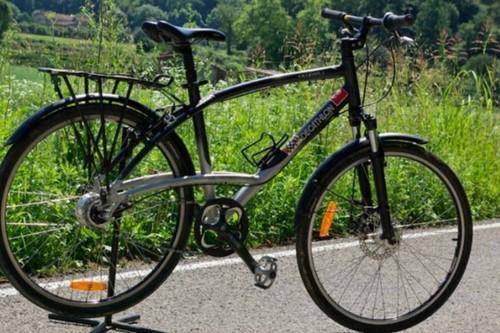 Alquiler de bicicletas Decathlon  I M Triban 5 en Olot, Catalonia