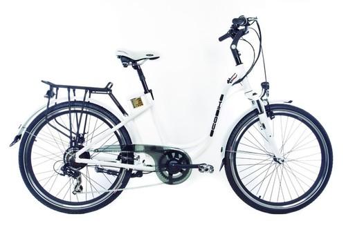 Alquiler de bicicletas Ecobike Elegance en Olot, Catalonia