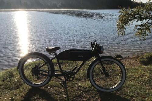 GREASER Cruiser Greaser bike rental in Bonndorf im Schwarzwald