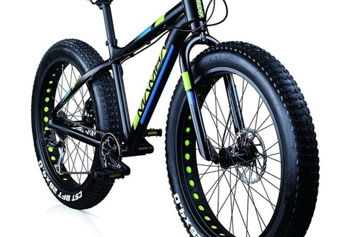 Alquiler de bicicletas Mamba BLACKMAMBA en Cala Bona