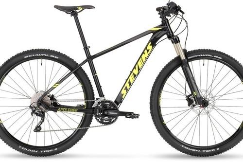 Stevens Applebee bike rental in Madrid