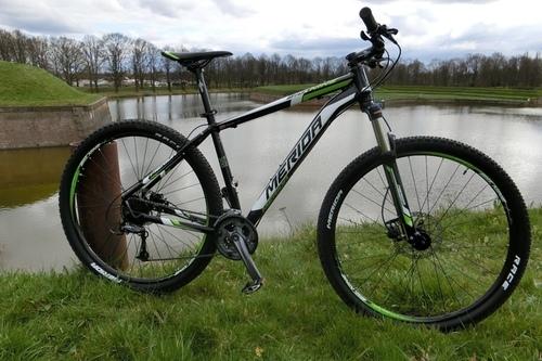 Merida Big nine bike rental in Naarden