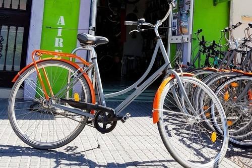 Alquiler de bicicletas Amat Nomada en Málaga