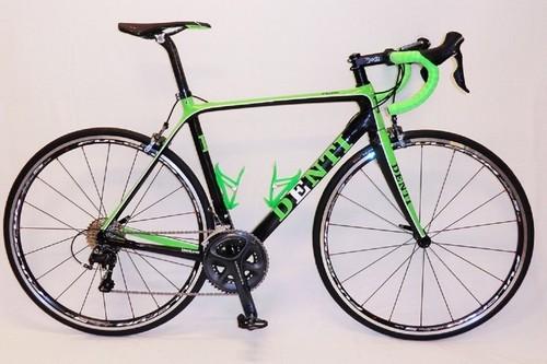 Denti Piuma full-carbon bike rental in mallorca