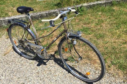 Winora Damenfahrrad bike rental in Konstanz