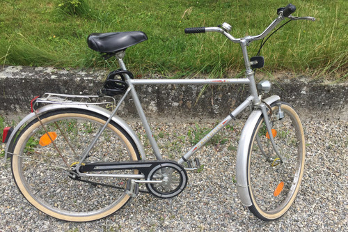 Exclusiv Herrenfahrraf bike rental in Konstanz