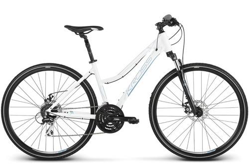 Alquiler de bicicletas Kross Evado Woman 4.0 en Alcúdia