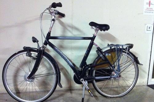Gazelle Henkie bike rental in Almere