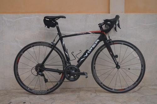 Alquiler de bicicletas Viper Powergear Carbon Compact en Can Picafort