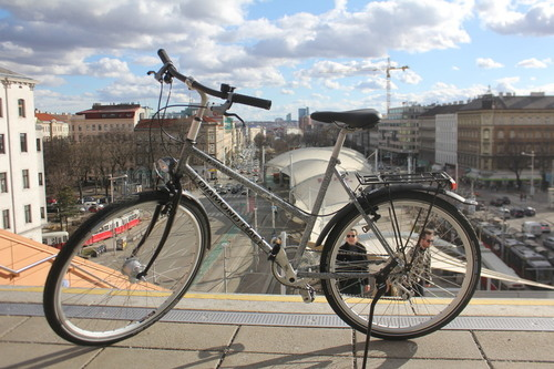 reanimated bikes Neubau Verleih in Wien
