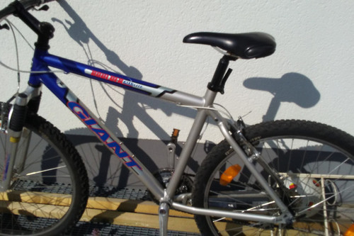 Giant Boulder Alu lte bike rental in Bremen