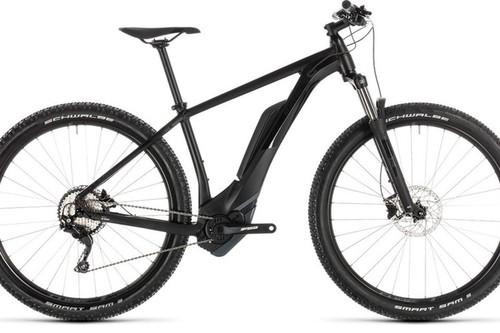 Alquiler de bicicletas CUBE CUBE REACTION HYBRID 500W en Olbia